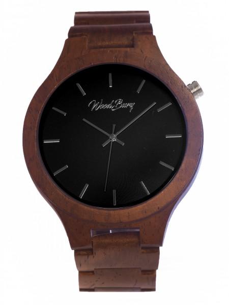 Classic Watch aus dunklem Sandelholz - Men