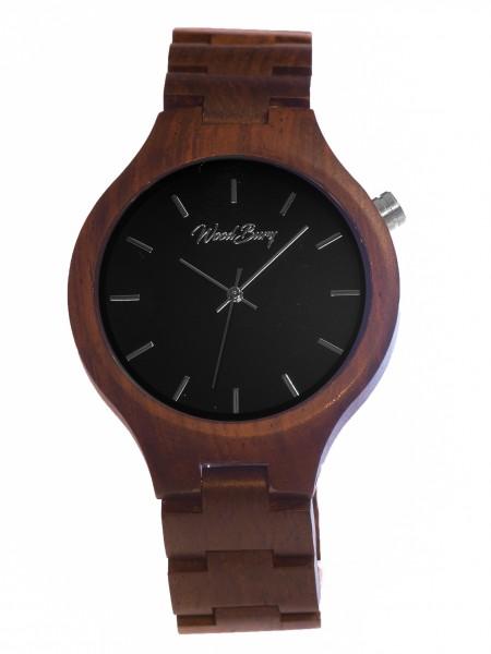Classic Watch aus dunklem Sandelholz - Women