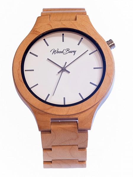 Classic Watch aus Ahornholz - Men