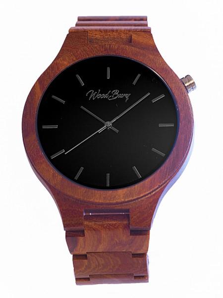 Classic Watch aus Rosenholz - Men