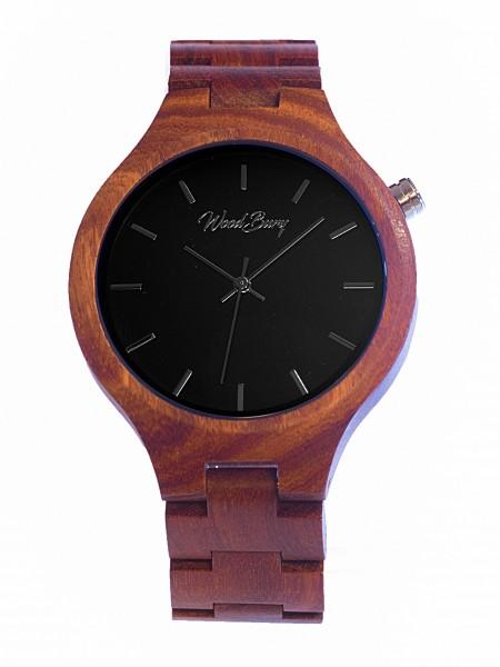 Classic Watch aus Rosenholz - Women